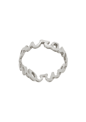 Wouters & Hendrix My Favourites amour ring - SILVER