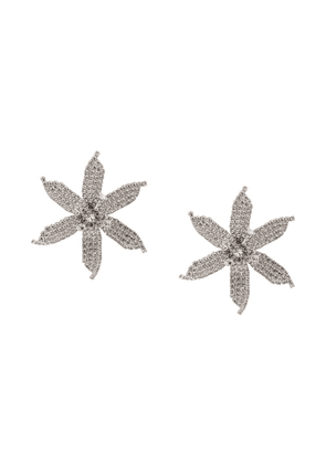 Jennifer Behr Laela earrings - Metallic