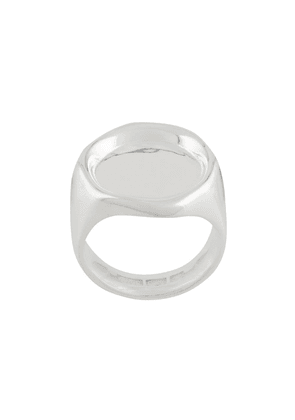 All Blues signet ring - SILVER