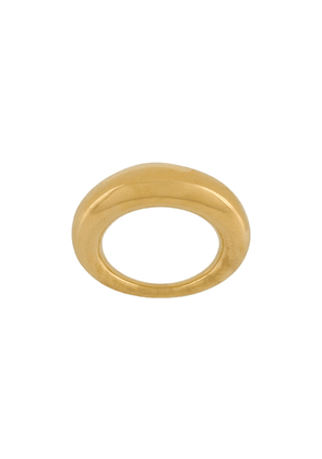 All Blues polished-effect ring - GOLD