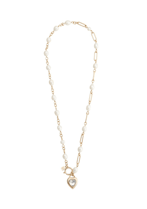 Dannijo Lupe pendant necklace - GOLD