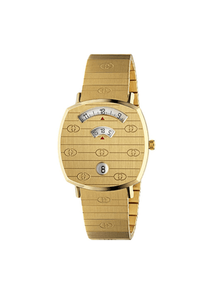 Gucci Grip 35mm watch - GOLD