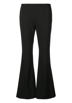 Maison Margiela flared trousers - Black