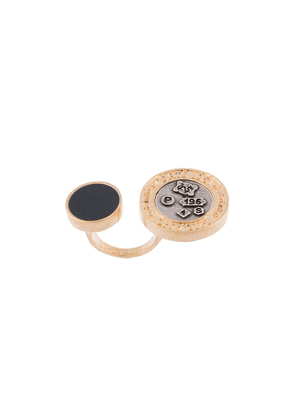 Ports 1961 branded disc ring - GOLD