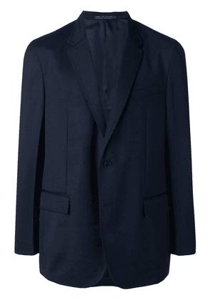 Valentino single breasted blazer - Blue
