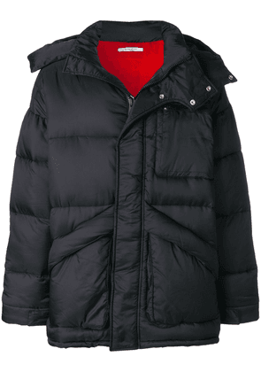 Givenchy hooded puffer jacket - Black