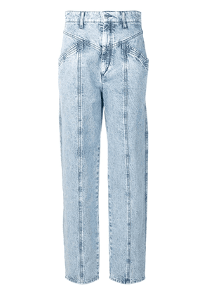 Isabel Marant yoke denim - Blue