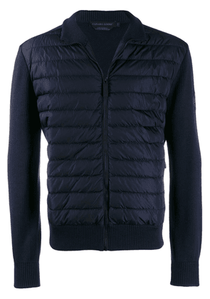 Canada Goose padded front jacket - Blue