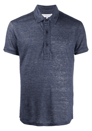 Orlebar Brown classic polo shirt - Blue