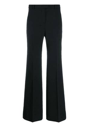 Givenchy crepe wide-leg trousers - Black