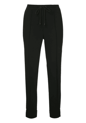Kenzo straight leg jogging trousers - Black