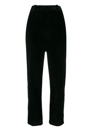 Neil Barrett corduroy trousers - Black