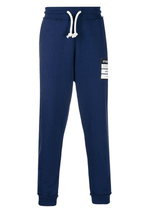 Maison Margiela Stereotype track trousers - Blue