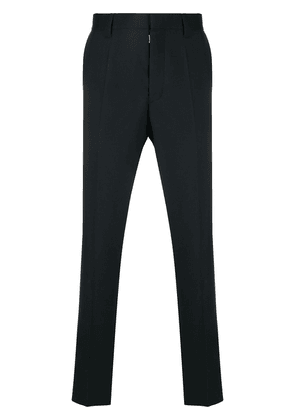 Maison Margiela slim-fit trousers - Blue