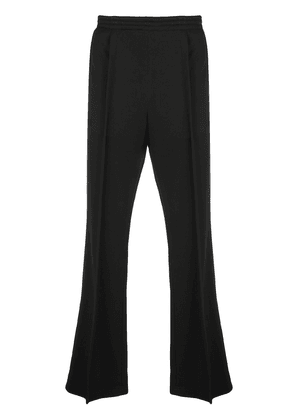 Maison Margiela zipped pockets track pants - Black