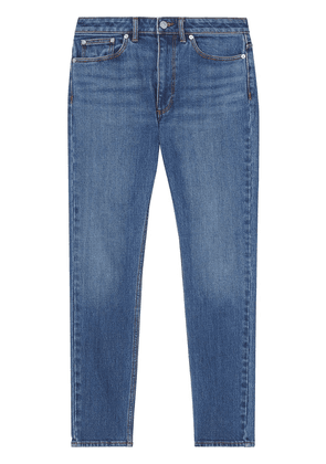 Burberry skinny cropped jeans - Blue