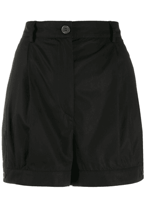 Prada garbadine shorts - Black