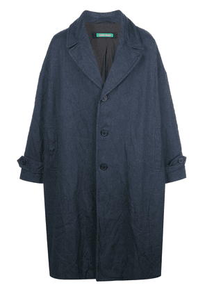 Casey Casey relaxed fit raincoat - Blue