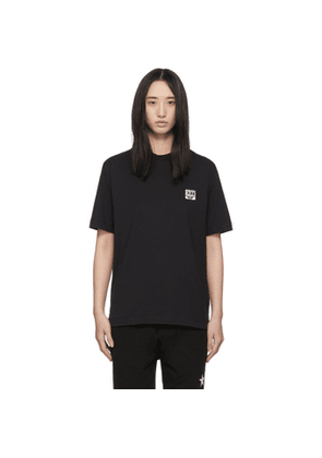 Etudes Black Keith Haring Edition Wonder Patch T-Shirt