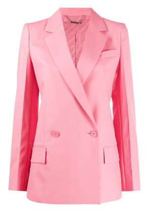 Givenchy double-breasted tailored blazer - PINK