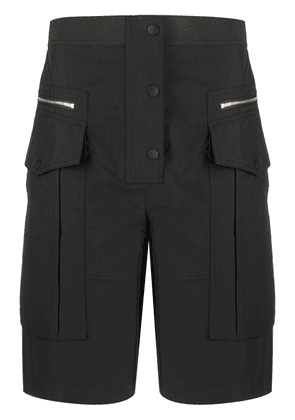 3.1 Phillip Lim knee-length cargo shorts - Black