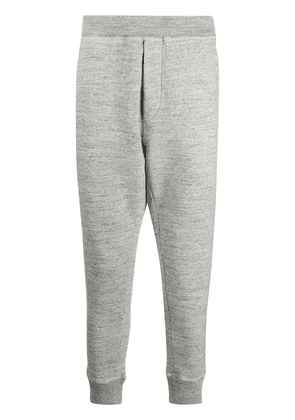 Dsquared2 logo textured joggers - Grey
