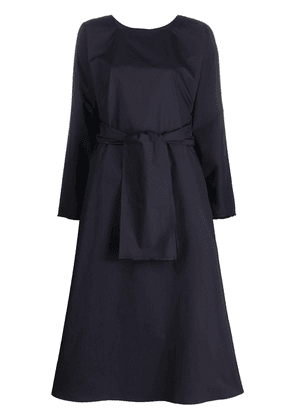 Daniela Gregis tie-waist dress - Blue