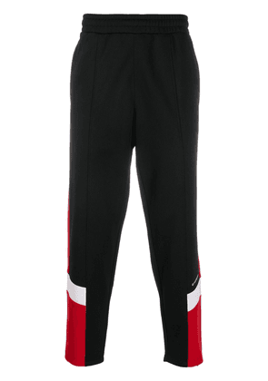 Givenchy panelled track pants - Black
