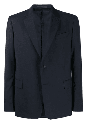Valentino single breasted suit jacket - Blue