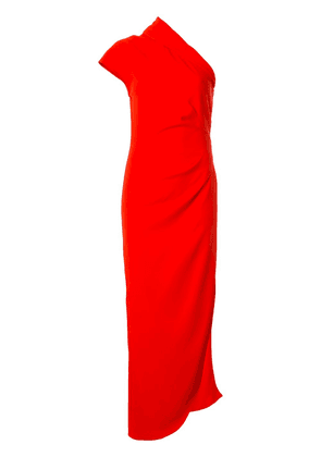 Ginger & Smart Curator one-shoulder gown - Red