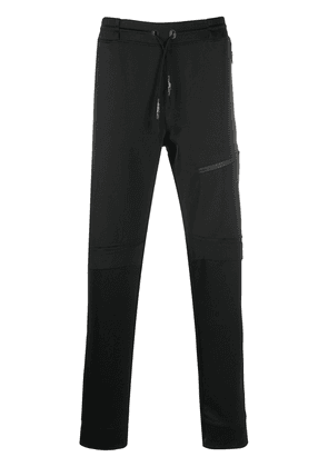 Givenchy tapered track trousers - Black