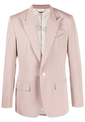 Givenchy single-breasted blazer - PINK