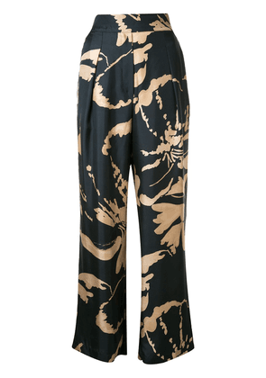 Ginger & Smart Nouvelle wide-leg trousers
