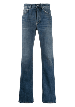 Givenchy bootcut straight-leg jeans - Blue