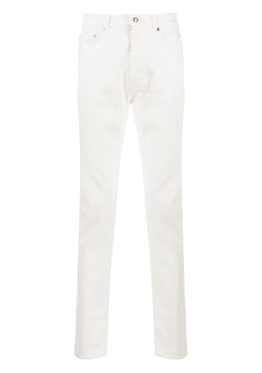 Givenchy stretch slim-fit jeans - White
