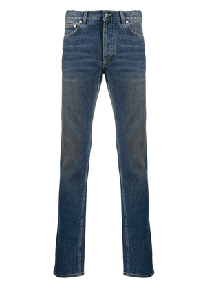 Givenchy faded skinny jeans - Blue