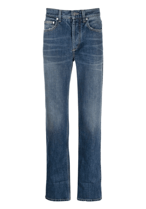 Givenchy straight-leg jeans - Blue