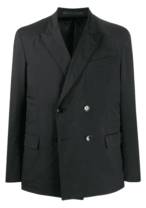 Valentino double breasted blazer - Black