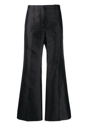 Givenchy flared tailored trousers - Blue