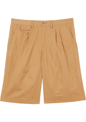 Burberry Icon Stripe detail tailored shorts - Neutrals