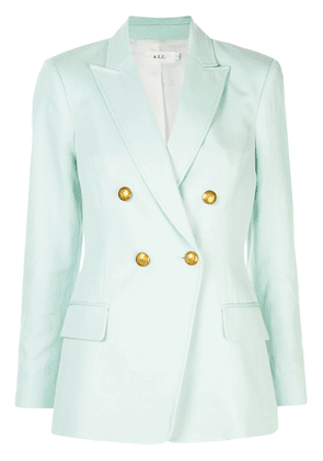 A.L.C. double breasted blazer - Green