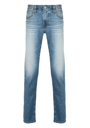 AG Jeans Dylan mid-rise skinny jeans - Blue