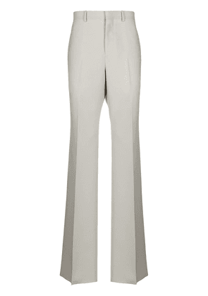 Givenchy flared tailored trousers - Grey
