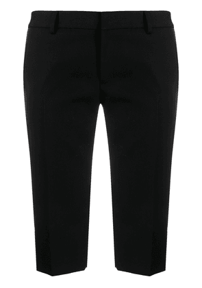 Saint Laurent skinny knee-length shorts - Black