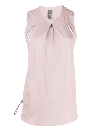 adidas by Stella McCartney cut out details tank top - PINK