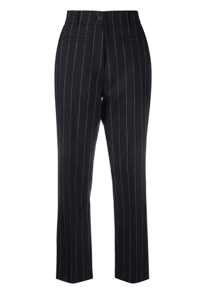 Loewe striped tailored trousers - Blue