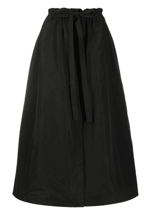 Givenchy full midi skirt - Black