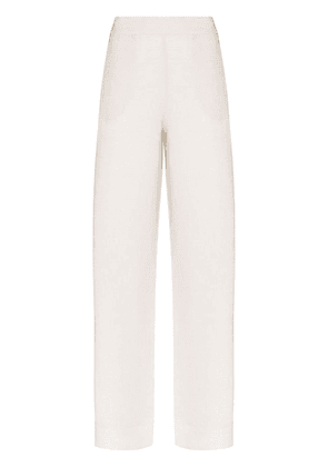 Asceno loose fit trousers - NEUTRALS