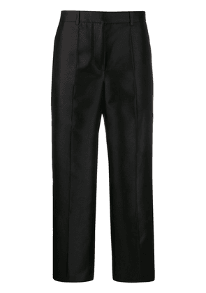 Givenchy cropped straight-leg trousers - Black