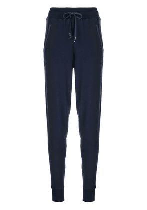 ALALA high-rise jogger trousers - Blue